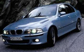 все о BMW 5 series e39