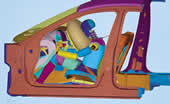 защита водителя передней подушкой безопасности