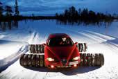 """Тест зимних шин на асфальте.  Но  """"настоящие """" зимние шины на асфальте..."""