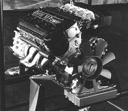 какие двигатели на BMW 3 e36