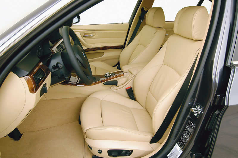 передние сиденья BMW Е90