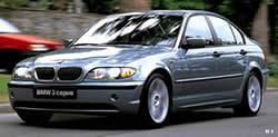 BMW 3 серии E46 sedan