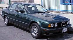BMW 525 - ����������� ��������������