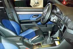салон BMW 5 серии E39