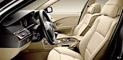 салон BMW 5 серии E60