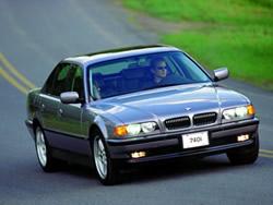 BMW E38. Технические характеристики, фото BMW Е38 7 серии .