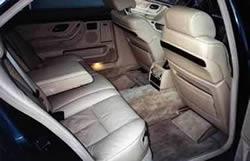 BMW - 7er - Технически характеристики, Разход на гориво