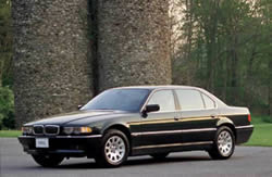 BMW 7-series E38