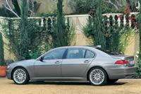Модернизированная версия BMW 7 серии E65