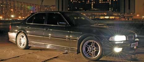 BMW 7 серии e38 отзывы