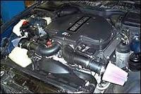 Тюнинг двигателя. Расположение воздушного фильтра нулевого сопротивления.